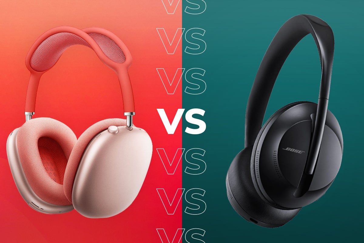 Apple AirPods Max vs Bose NC Headphones 700 | Trusted Reviews