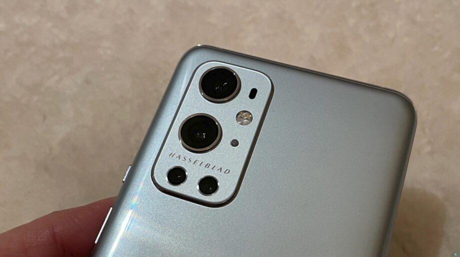 OnePlus 9 camera leak