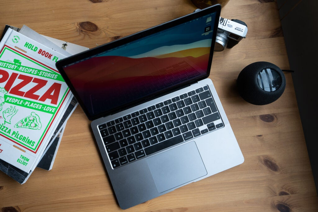 MacBook Air M1 benefitted hugely from Arm
