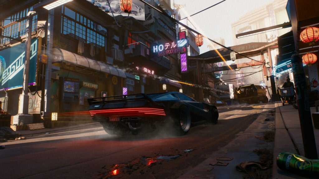 download cyberpunk 2077 on android