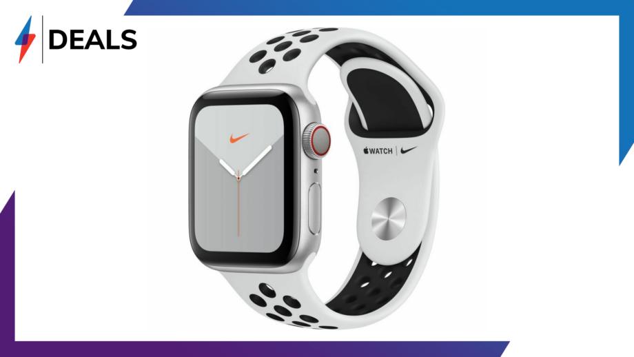 Apple Watch Series 5 Nike Deal