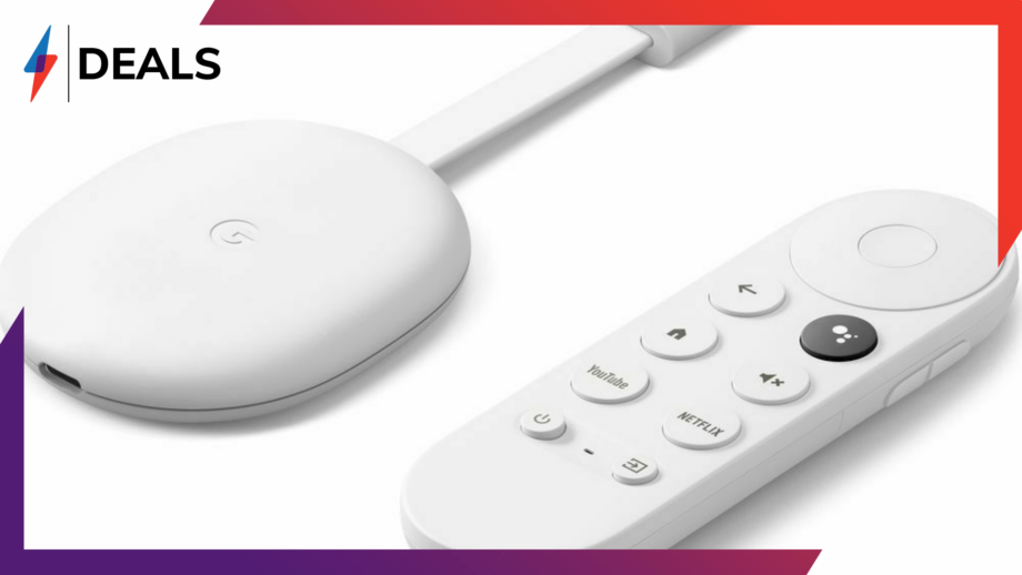 Chromecast with Google TV Deal
