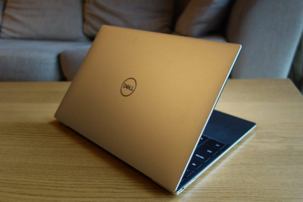 Our 4K model of the Dell XPS lasted 10 hours in a Trusted Reviews battery test