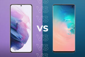 Samsung Galaxy S21 vs Samsung Galaxy S10: What's new?