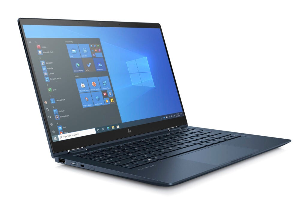 HP Elite Dragonfly G2 - HP CES 2021