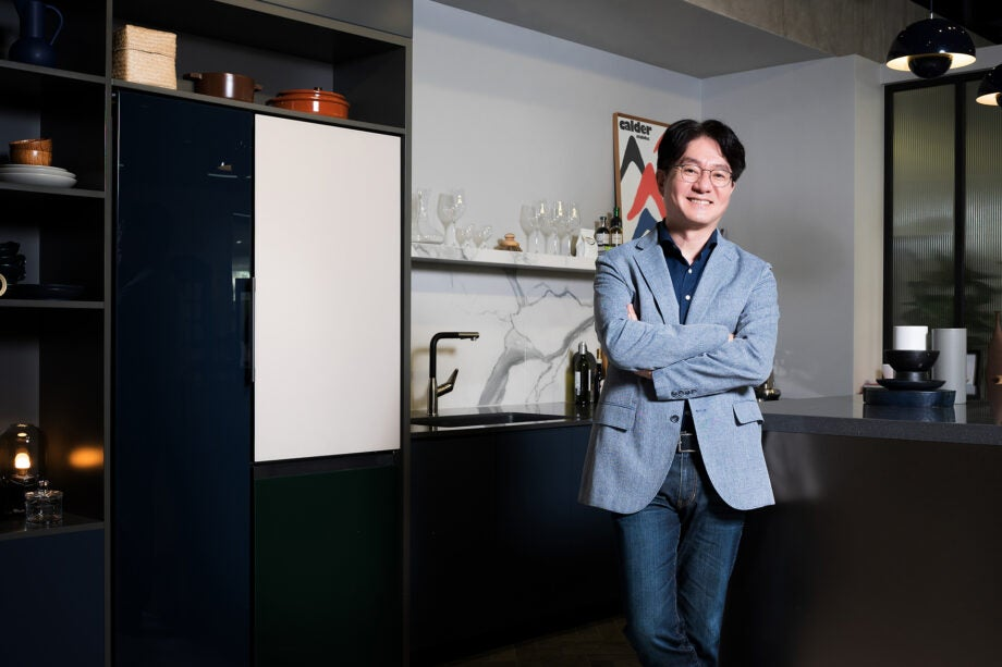 Samsung Bespoke Harry Choi