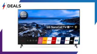 LG 55NANO956 8K TV Deal