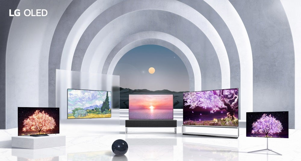 42-inch OLEDs, microLED and Stadia: All the TV news from CES 2021