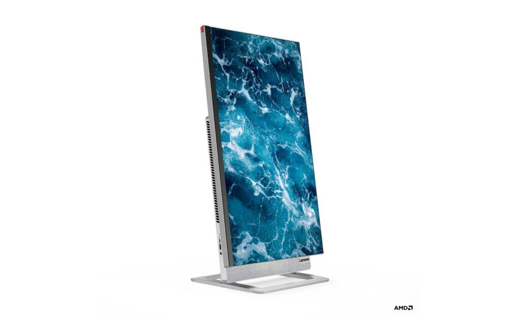 Lenovo Yoga AIO 7: ssä on pyörivä näyttö, ja haluaisimme nähdä Applen tekevän jotain vastaavaa iMac 2021: n kanssa