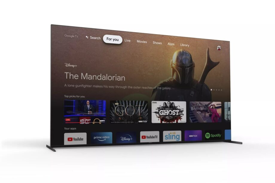 Sony new 2021 tv