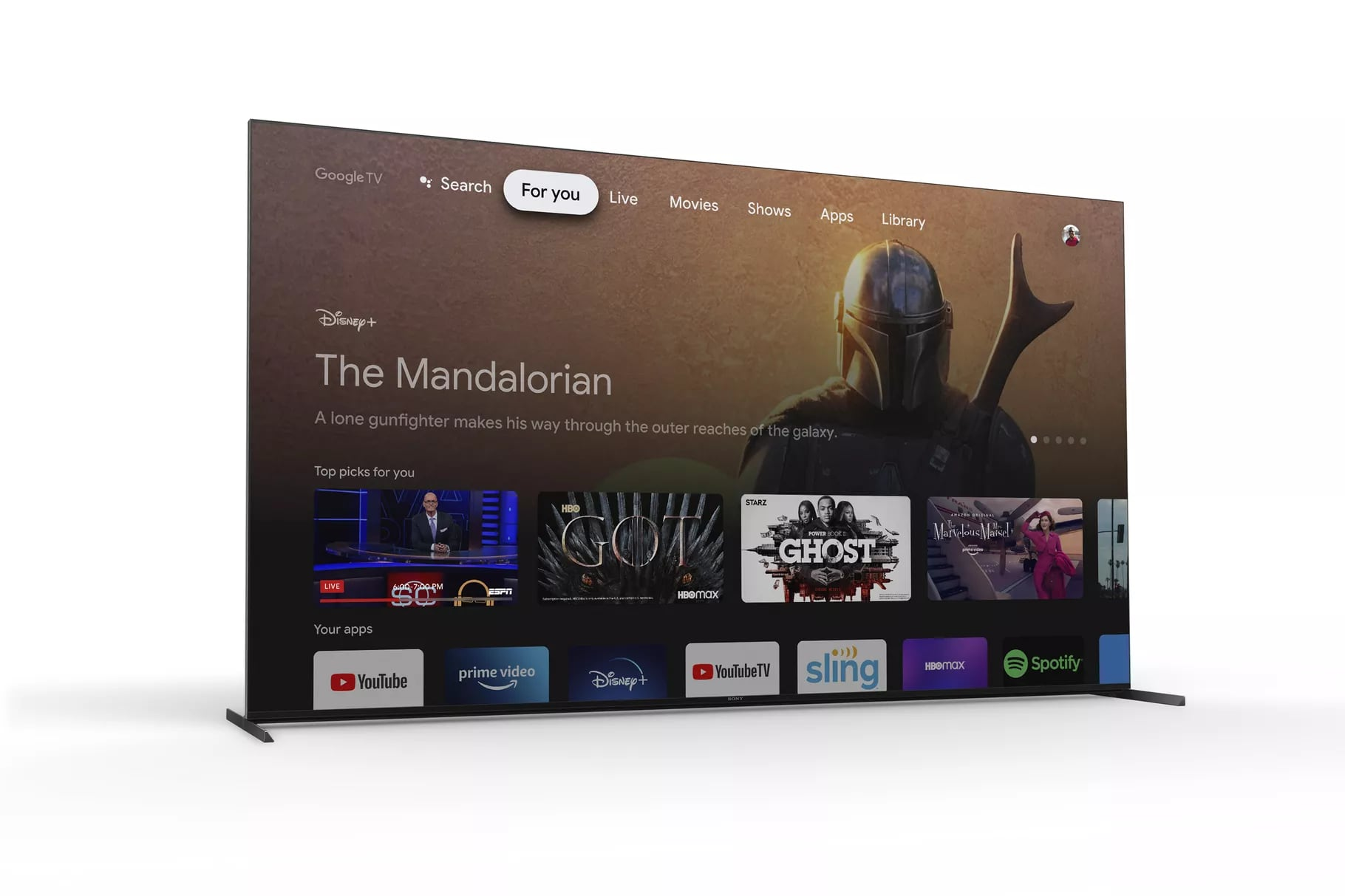 Sony's new 2021 OLED and LCD TVs are actually ready for PS5 | Trusted Reviews