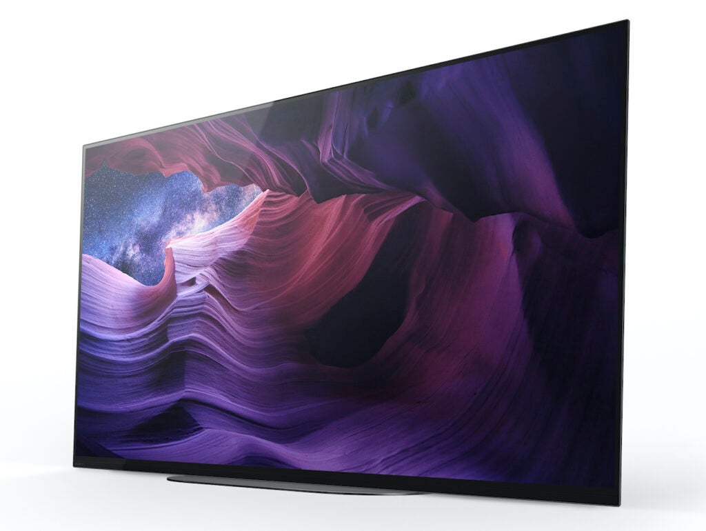 The Sony A9 48-inch OLED TV
