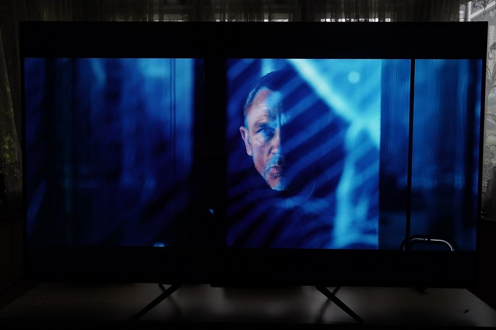 Skyfall 4K Dolby Vision on TCL C715