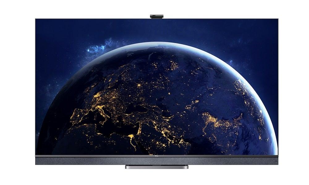 TCL C825 MINI LED TV 2021 год
