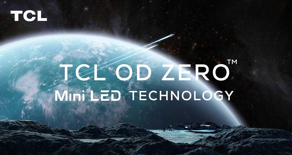 Светодиодные мини-телевизоры TCL OD Zero 2021