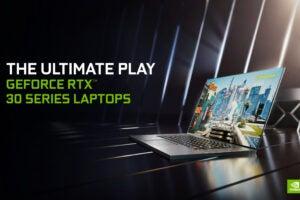 Nvidia 30 Series Gaming Laptops