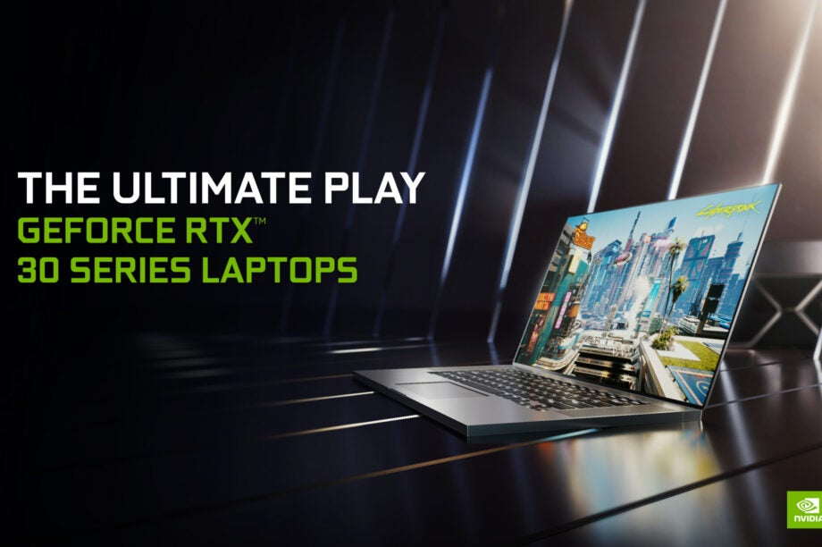 Nvidia 30 Series Gaming Laptops