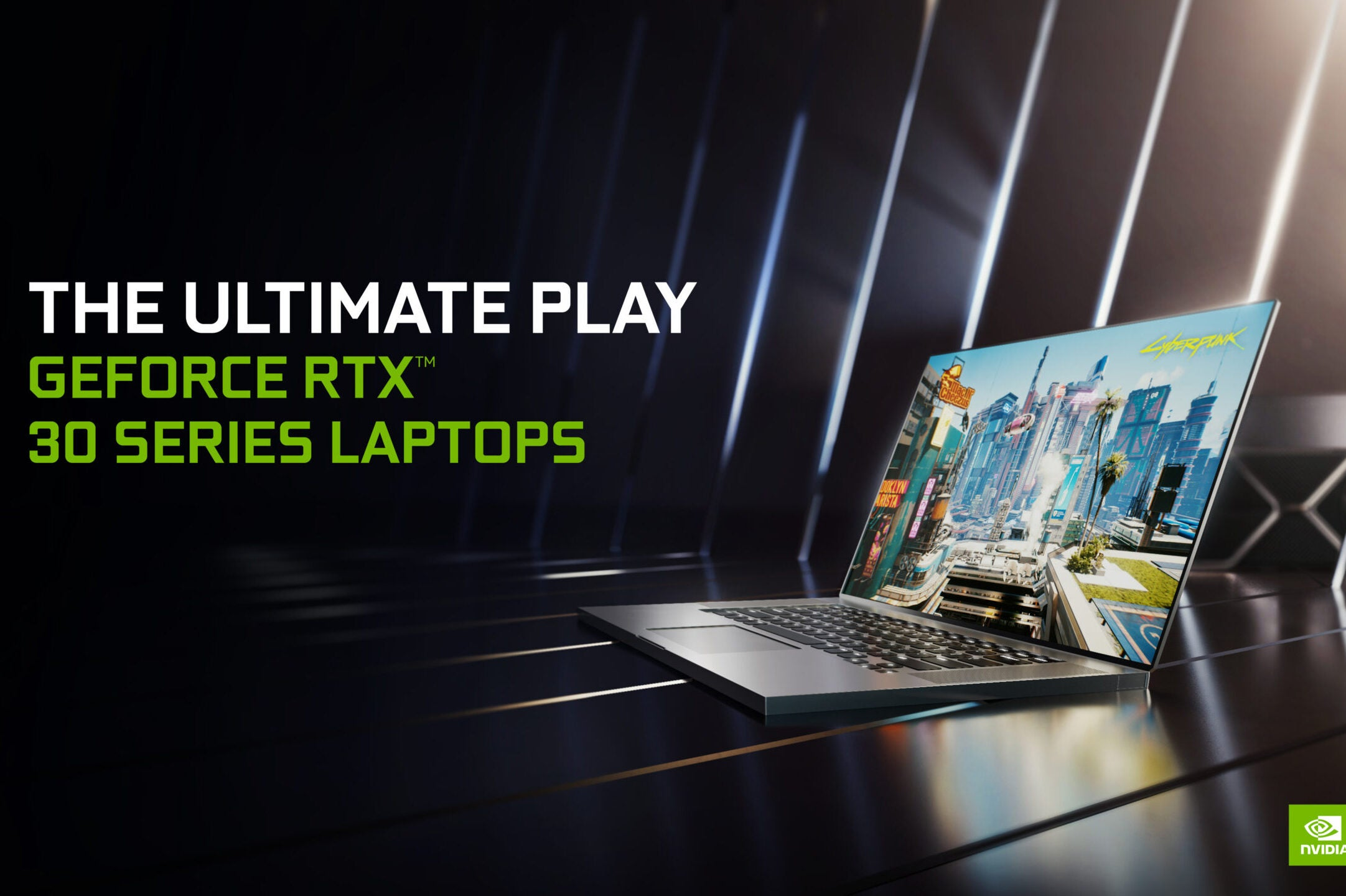 Nvidia's RTX 30-Series laptop GPUs will be more powerful than the PS5