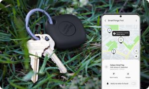 Samsung SmartTags item trackers revealed ahead of Apple AirTags launch