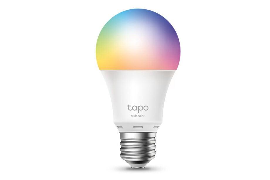 TP-Link Tapo L530E Smart Wi-Fi Light Bulb Multicolour hero