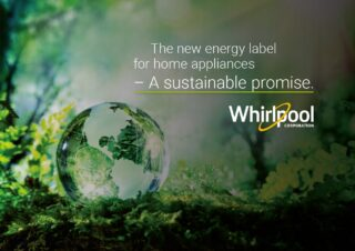 Whirlpool UK Appliances Limited champions the new energy labelling system as a bold opportunity towards greater sustainability