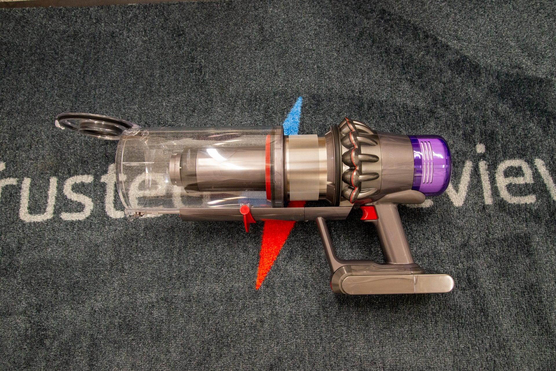 Dyson V11 Outsize bin
