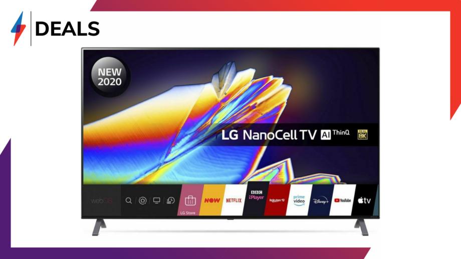LG NanoCell 8K TV Deal