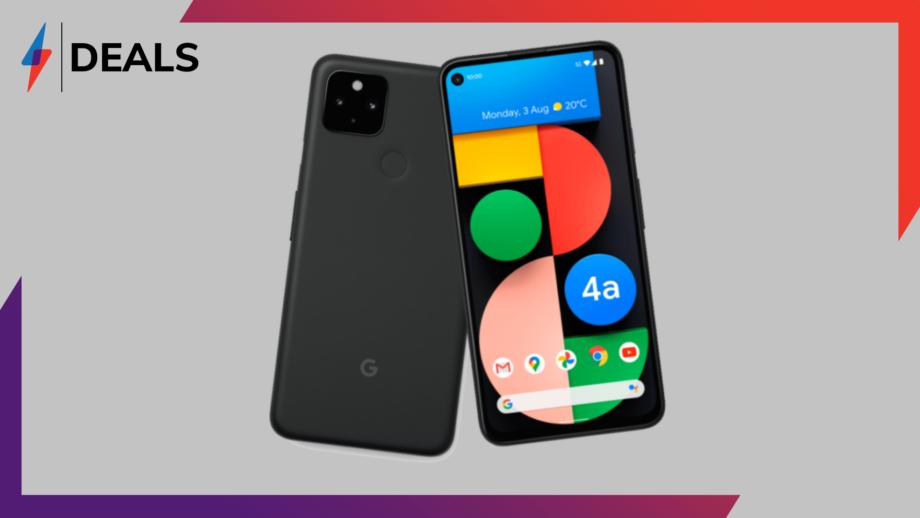 Pixel 4a 5G Deal