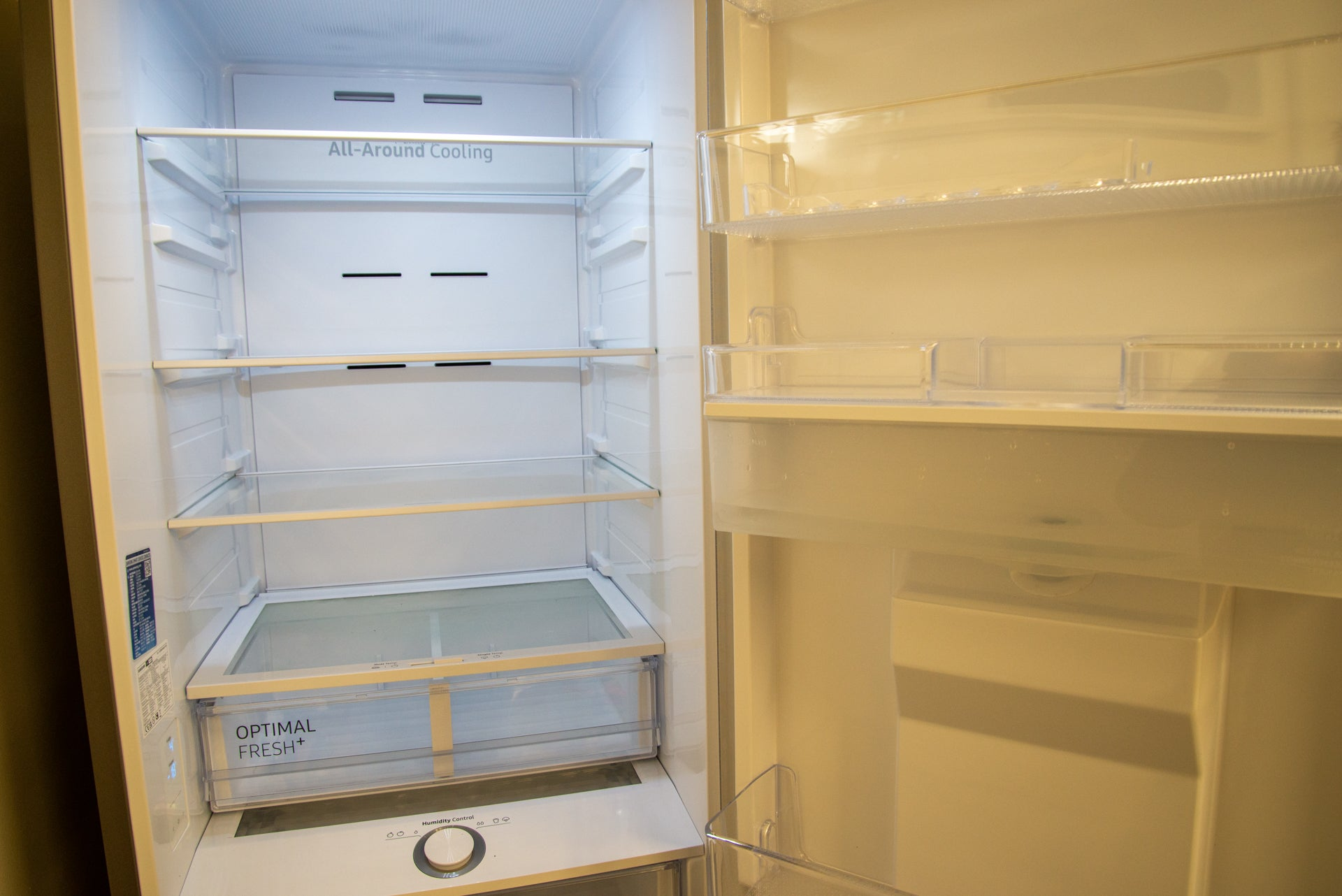 Samsung RB38T633ESA fridge