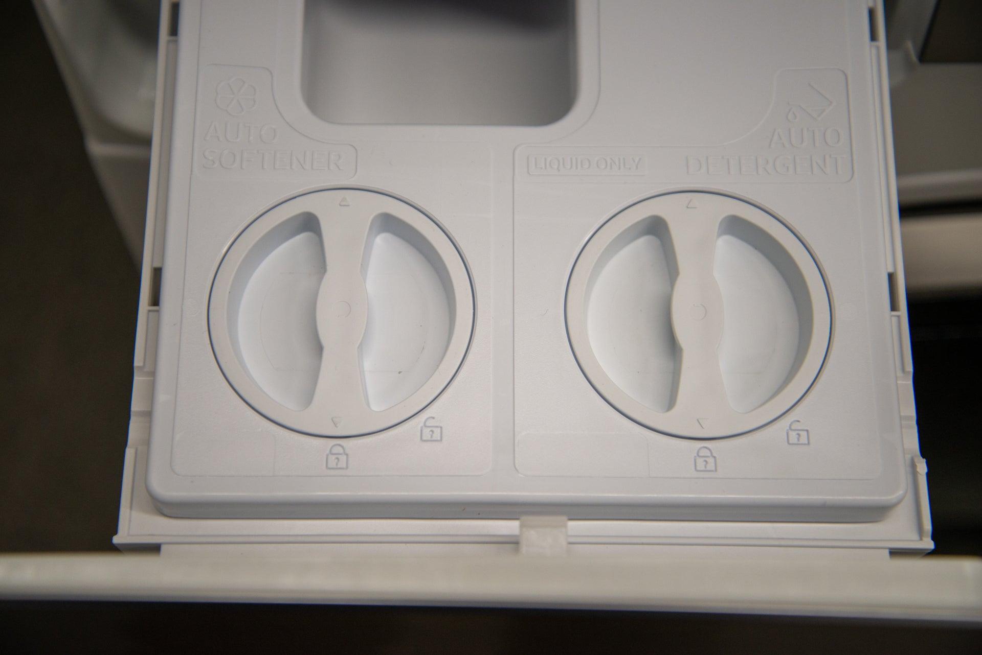 Samsung WW9800T detergent drawer