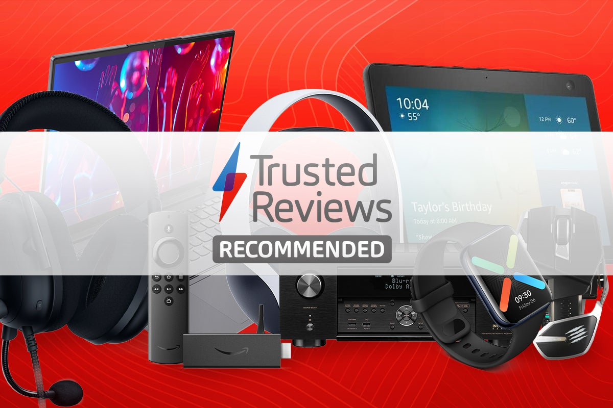 Trusted Recommends - the best tech we reviewed last week