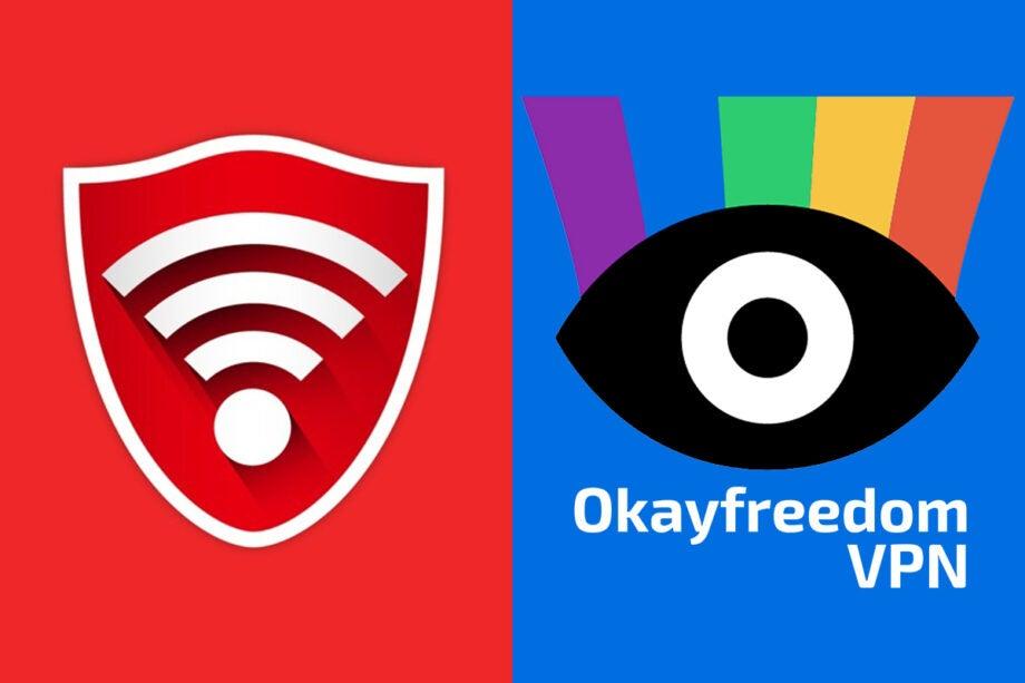 MySteganos Online Shield VPN & OkayFreedom VPN