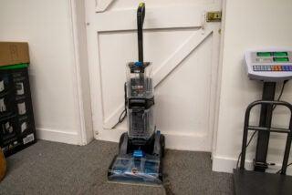 Vax Platinum SmartWash Carpet Cleaner hero
