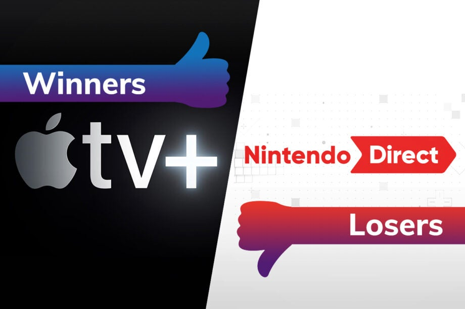 Winners and Losers Apple TV Nintendo Direct
