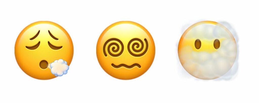 New iOS 14.5 emoji