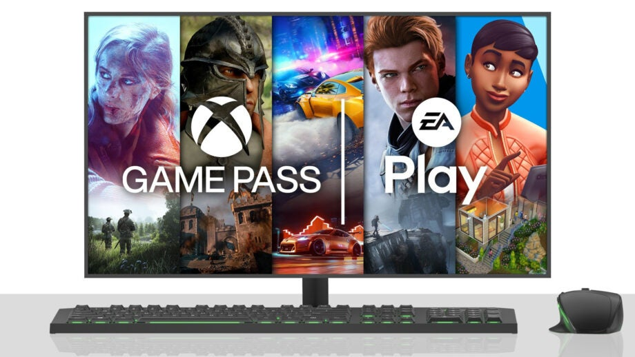 EA Play for Game Pass PC