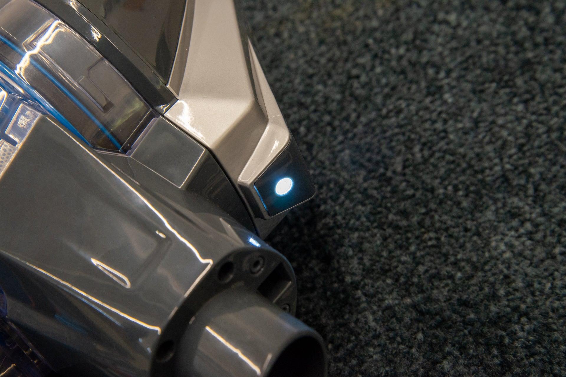 Hoover H-Free 300 LED on main vacuu