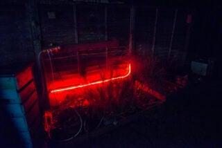 Hue Lightstrip Outdoor Red