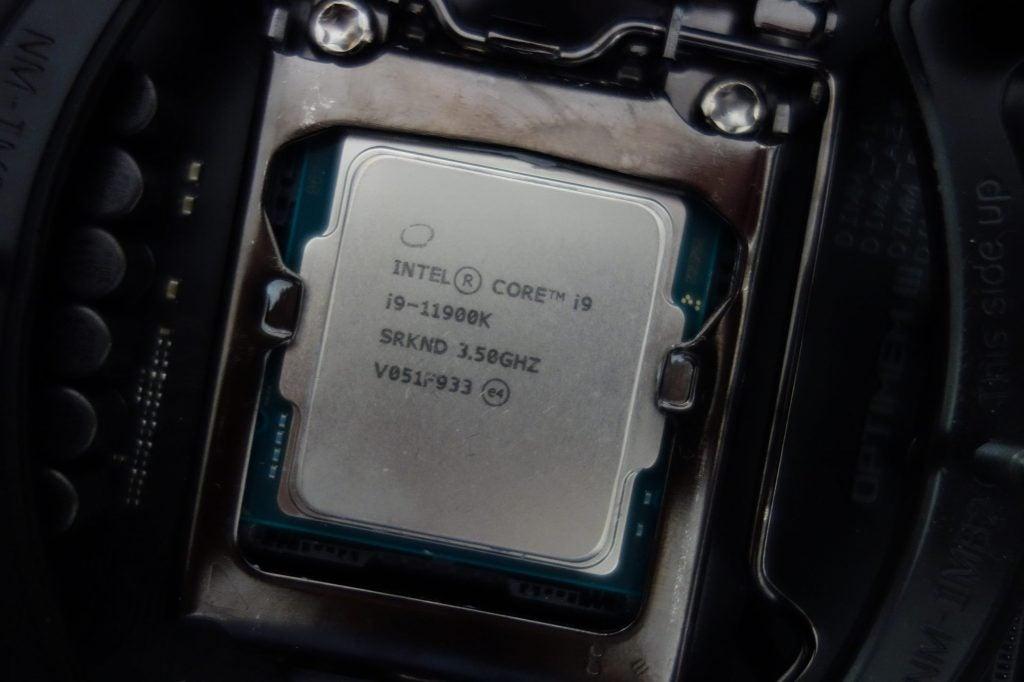 Best Gaming CPU - Intel Core i9-11900K