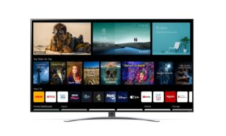 Freeview Play announced for LG 2021 TV