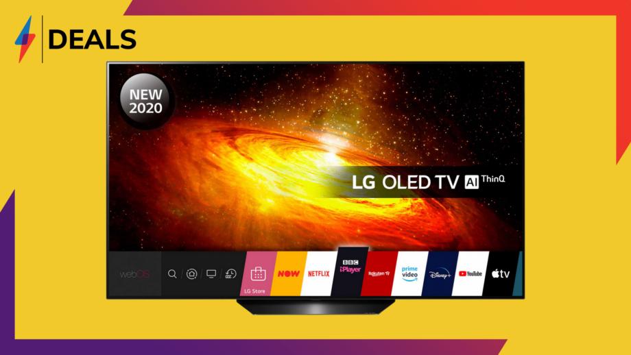 LG BX OLED TV Deal