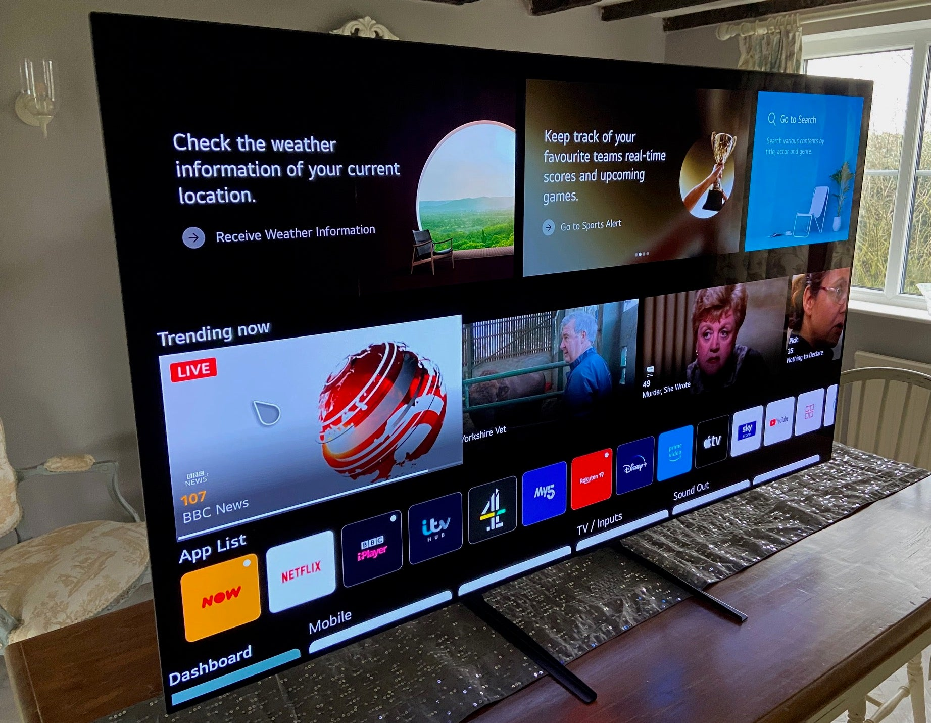 LG OLED65G1 Review: Brighter than ever | Trusted Reviews
