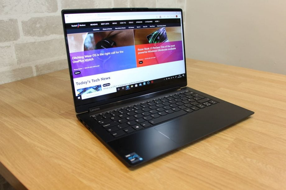 Lenovo Yoga 9i 16