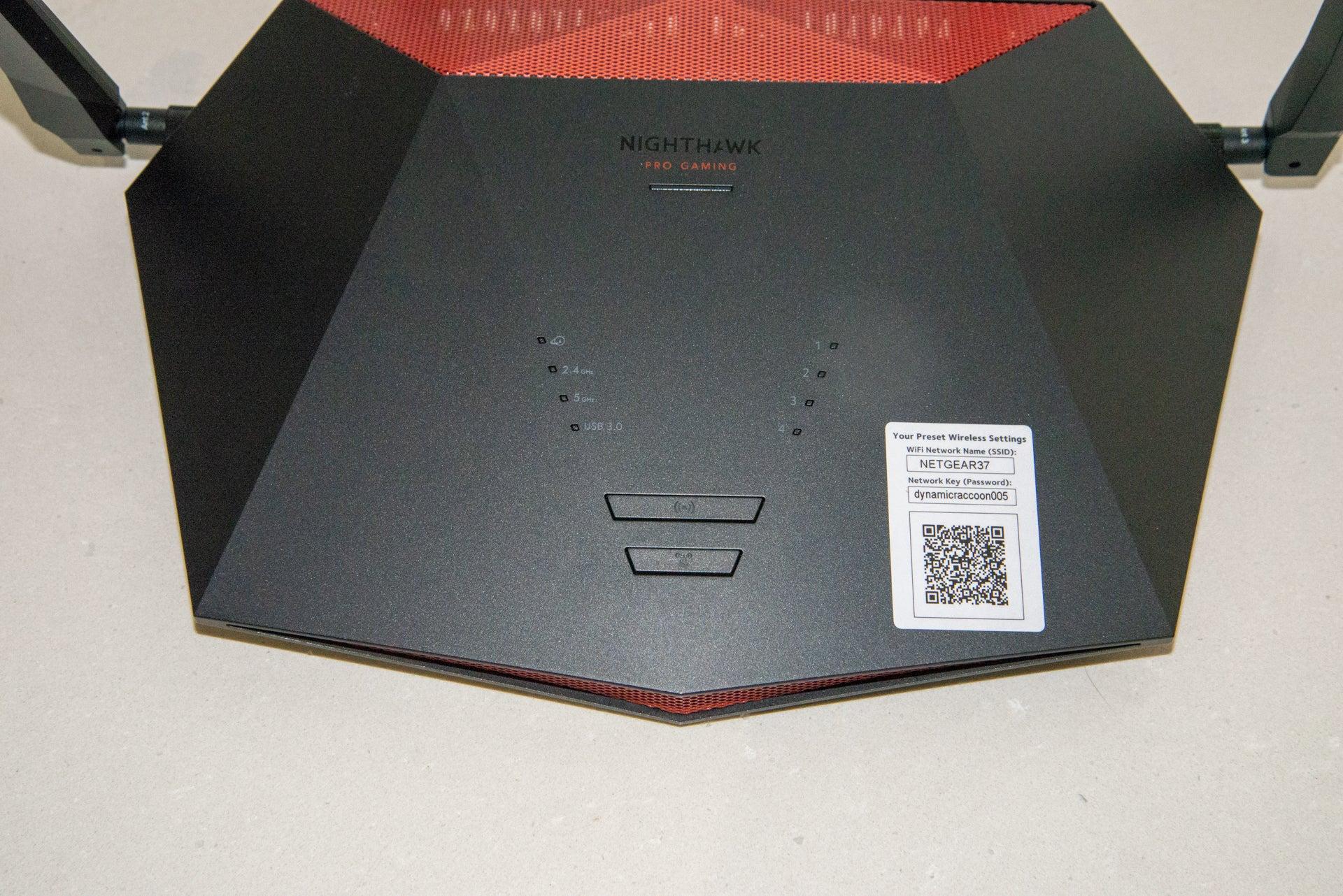 Netgear Nighthawk XR1000 front