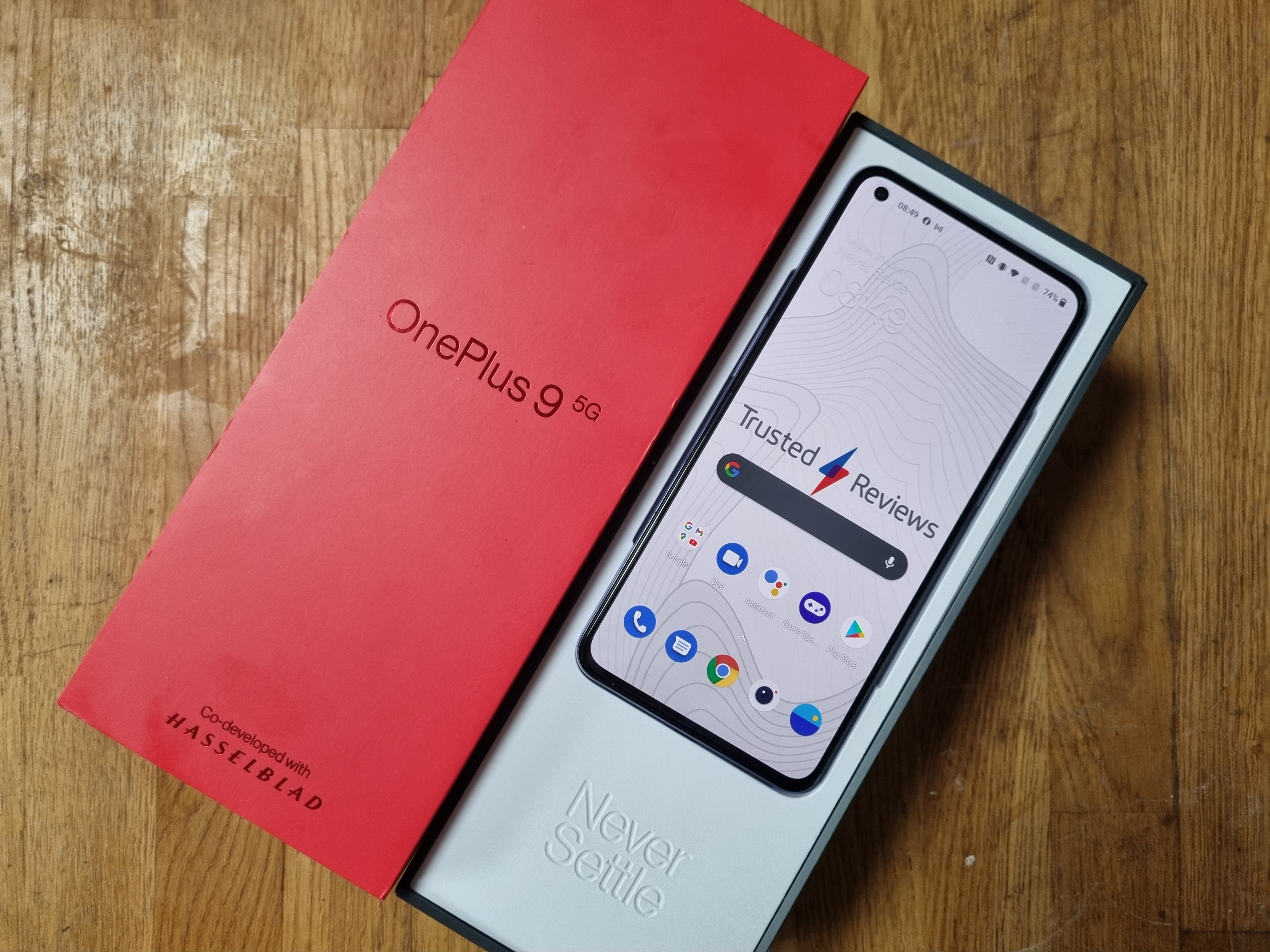 OnePlus 9 Review | Trusted Reviews
