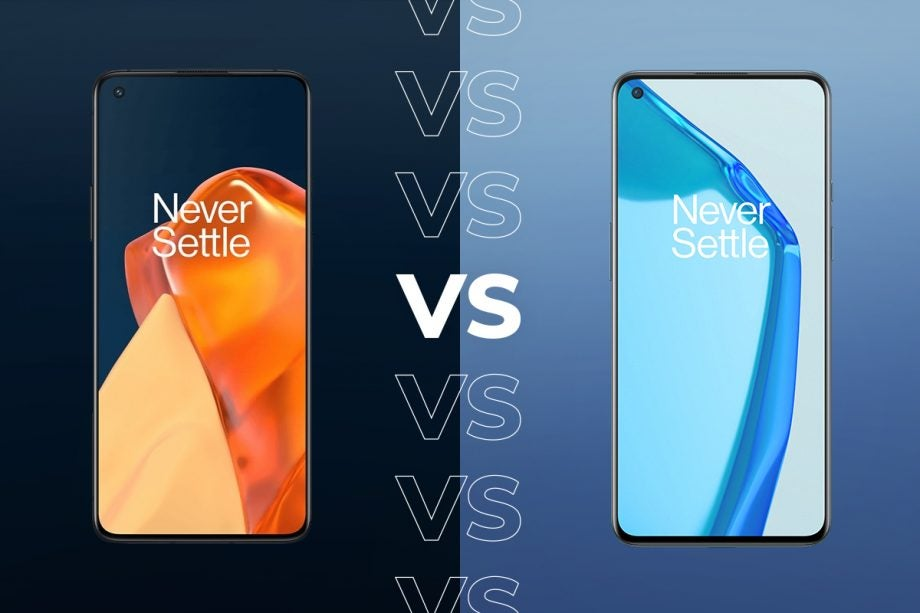 OnePlus 9R vs OnePlus 9