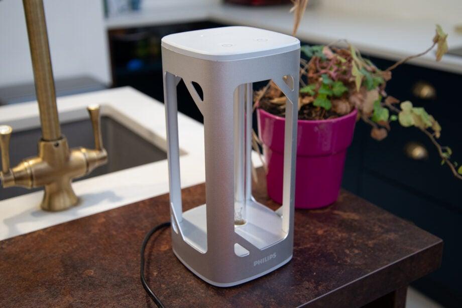 Philips UV-C Disinfection Desk Lamp hero