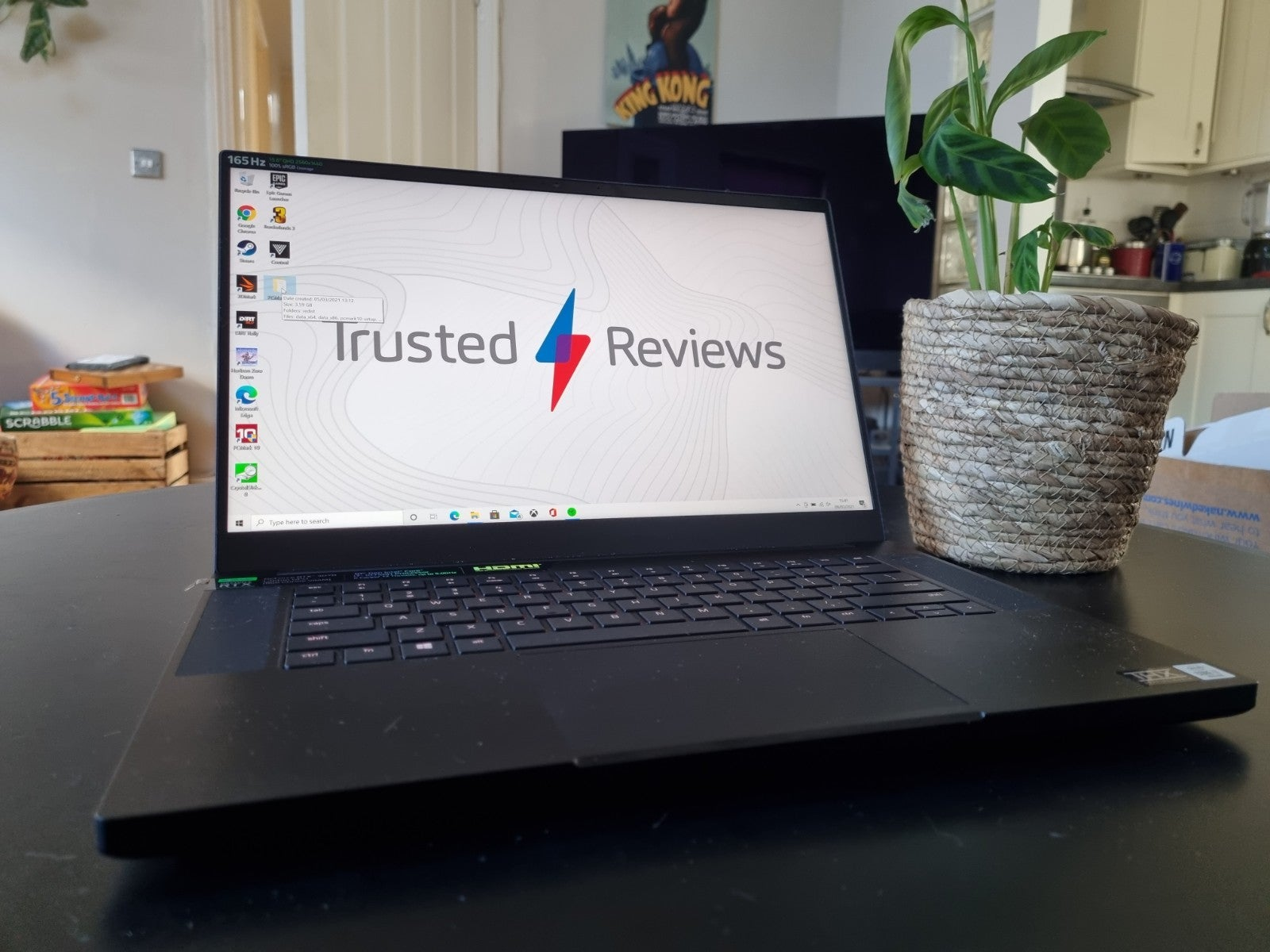 Razer Blade 15 Base Edition (2021) Review | Trusted Reviews