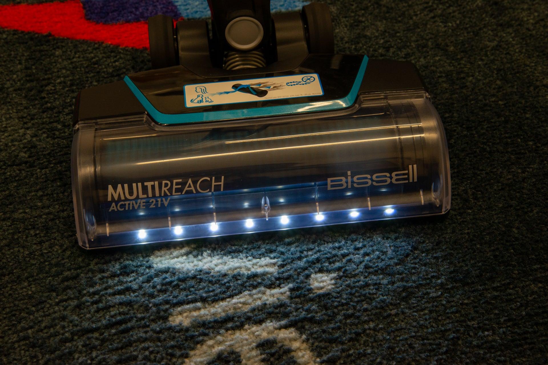 Bissell Multi Reach Active 21V headlightss