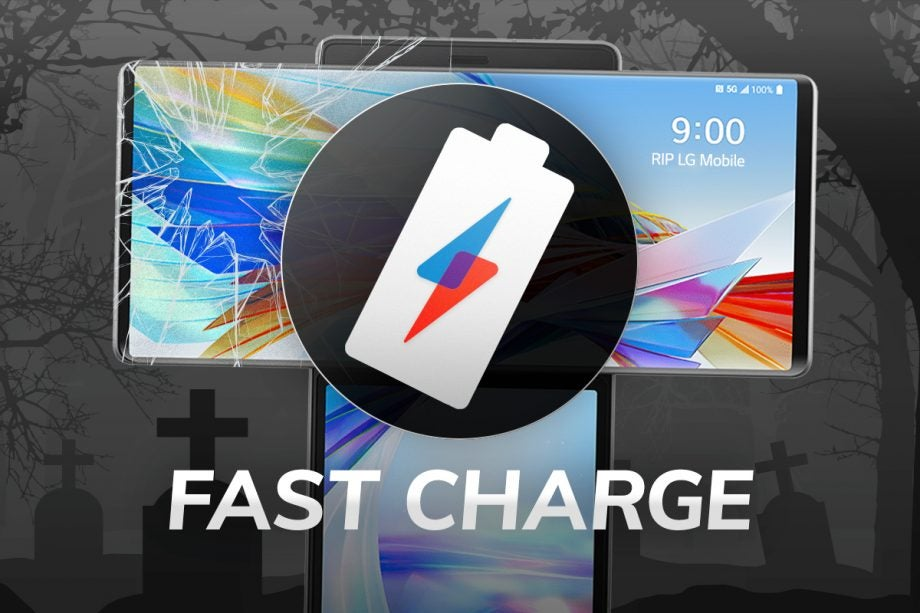 Fast Charge LG phones